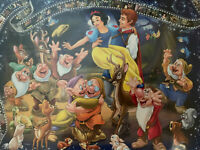 """New DISNEY Ravensburger 1000 Piece Puzzle Collector's Edition """"Snow White"""""""