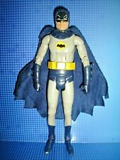 "RARE BATMAN (ADAM WEST) 6"" FIGURE 2013 MATTEL DC COMICS 1966 TV SERIES EDITION"