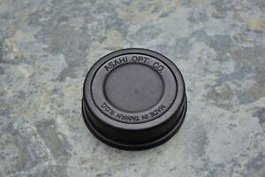 Genuine Asahi Opt. Co. Taiwan R.O.C. P/K Push-On Rear Lens Cap Pentax PK (#3255)