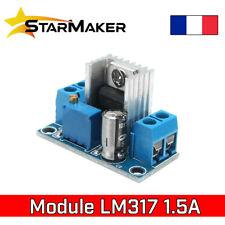 LM317 Régulateur Buck Step Down DC-DC 1.5A Module abaisseur de tension