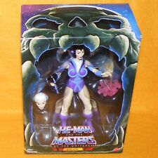 Mattel He-man MOTU Masters of The Universe Club Grayskull Filmation Skeletor MOC