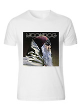 Moondog band T-shirt - All sizes in stock - howling wolf captain beefheart love