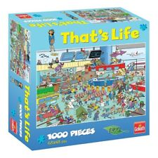 That's Life Collection 1000 Piece Jigsaw Puzzle - The Airport
