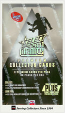 2011 Select AFL Infinity Trading Cards Factory Box (36 packs)