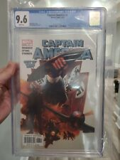 Captain America #6 CGC 9.6 First Winter Soldier