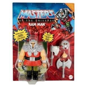 Ram Man Deluxe Masters of the Universe Origins