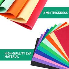 EVA Foam Paper Sheet Sponge Soft Arts Crafts Kids DIY A1O2 A4 2//5//10PCS A4V1
