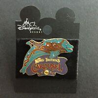 DCA King Triton's Carousel Dolphin Little Mermaid Retired Disney Pin 4725