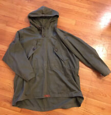 """Post Ww2 Od Cotton Field Parka Coat 1948 Dated Us Army """"M"""""""