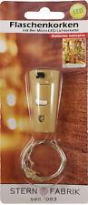 LED Flaschenkorken mit Lichterkette Drahtlichterkette Flasche Lichter Kette NEU
