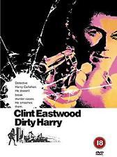 Dirty Harry [DVD] [1971], , Used; Good DVD