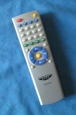 Genuino Original Combo Caja de TV SXGA RM008X Control Remoto probado y limpiado