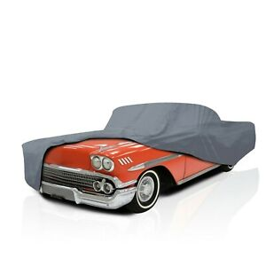 4 Layer Waterproof Car Cover for 1958-1961 Chevy Impala 2-door-UV Protection
