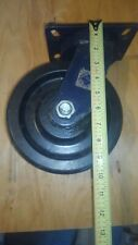 Rwm Swivel Plate Caster 10 Inch