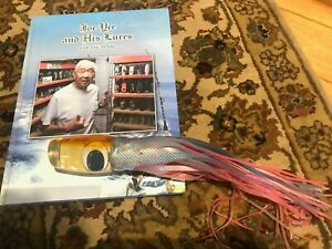 Tom Futa Large Plunger Mother of Pearl very nice, Joe Yee book not included