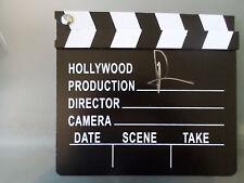 PETER BERG SIGNED MOVIE DIRECTOR CLAP BOARD W/ COA DEEPWATER HORIZON BATTLESHIP