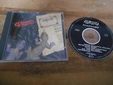 CD Punk Cursed - Rhapsodie (11 Song) VENDETTA / DEATHWISH jc