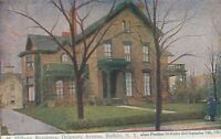 (Z)  Buffalo, NY - Milburn Residence - Exterior and Grounds where McKinley Died