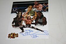 WWE HEARTBREAK KID SHAWN MICHAELS SIGNED AUTOGRAPHED 8X10 PHOTO HBK, DX  COLLAGE