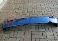 Stoßstange Stoßfänger hinten in Blau Hyundai H1 2.5 CRDi