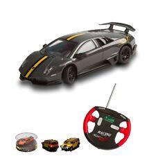 Invento RC Lizenz Auto 1:43 2 Kanal - Lamborghini Murcielago- antrazith 40Mhz