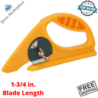 Carpet Cutter With Extra Long Nose Bigelow Style Carpets Straight Cutting Tool