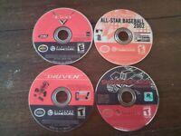 Lot Of Nintendo GameCube Games(4)