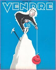 ▬►MARKETING PUBLICITÉ  -- VENDRE N° 295 (SEPTEMBRE 1954) --  COVER O.DEHAENE