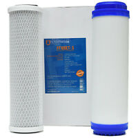 """FiltersFast FF10S-20 Replacement For GE 20 Micron PX20 9 7//8/"""" Sediment Filter"""