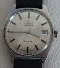 Omega Automatic Kal.565 Geneve Herren Uhr