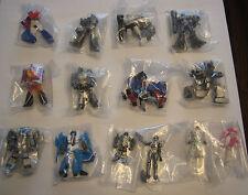 Transformers ACT 4 - 12 Figure Set - Color & Grey Variants - Optimus Megatron