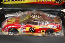 1999 Bill Elliott #94 AUTHENTICS 1:24 Scale Diecast Stock Car 1 of 7,500 (COA)