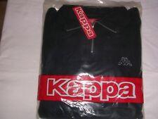Kappa Fleecepullover, Gr. S,M, XL, Farbe: Dunkelblau, NEU, Originalverpackt