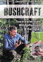 Bushcraft (Buch) Survivalwissen, Wildpflanzen Europas, Lars Konarek