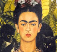 NEW & SEALED! FRIDA KAHLO Self-Portrait by Eurographics 1000 piece puzzle