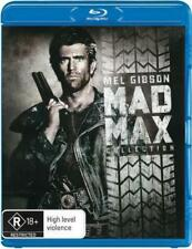Mad Max Trilogy Collection (Mel Gibson) Blu-ray Region B New!