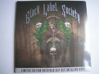 BLACK LABEL SOCIETY Unblackened UK triple LP 2013 new mint sealed clear vinyl