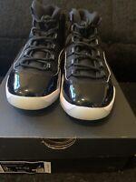 Nike Air Jordan 11 Retro Jubilee PS 378039-011 3Y Black/Multi-Color PreSchool