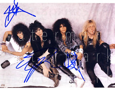 Cinderella Band signed photo 8X10 poster picture autograph RP