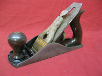 Vintage STANLEY BAILEY No. 4 Smooth Plane, Type 16 (1933-1941)