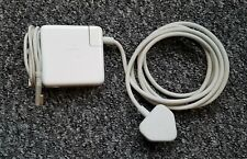 Genuine Apple MacBook Pro 85w MagSafe Power Adapter Charger A1343. UK plug.