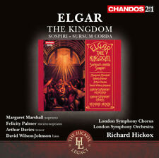 Edward Elgar : Elgar: The Kingdom CD (2015) ***NEW***