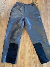 Mens Fubu Extreme Sports Pants Gray Size L