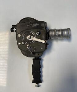 caméra Beaulieu R16 ( Objectif Angenieux Paris)