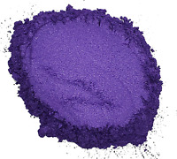 2oz Natural Purple Galaxy Mica Powder Soap Making Cosmetics 2 ounce
