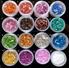 3ml Farbsplitter / Glassplitter Purple 1-3mm, Lila, Crushed Ice Effect 805-014