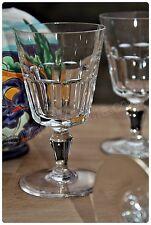 Verre à vin de Bourgogne n°3 en cristal de Baccarat modèle Missouri