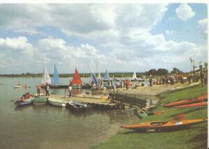 Buckinghamshire Postcard - Willen Lake - Milton Keynes - Ref TZ7203