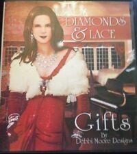 296955 Debbi Moore Glitter Y Glitz Majestic colecta de Navidad Cd Rom