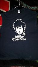 Johnny Thunders - New York Dolls, sleveless shirt, Mens XL (Rare)